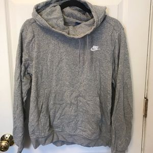 Nike turtle neck sweatshirt